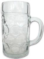 The stein/siedel/mug - A solo beer trough